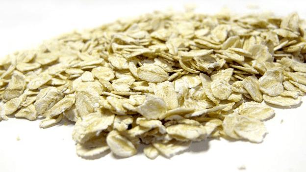 Dried Oatmeal