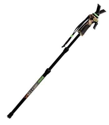 Black, Trigger lock, lightweight height-adjustable, Primos Generation 2 Trigger Stick 65802