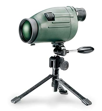 Green, Multi-coated optics, Bushnell Sentry Compact Spotting Scope