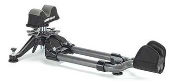 Ambidextrous design, Rapid Elevation, Blackhawk Sportster Titan FX Rifle Rest