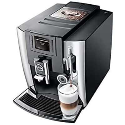 Jura Coffee Machine E8 Extraction process