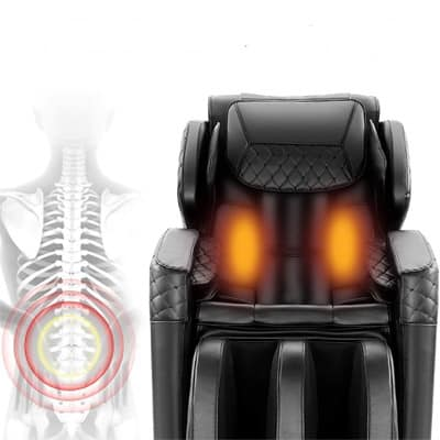 Ootori Nova Front N500 Zero Gravity Massage Chair Front