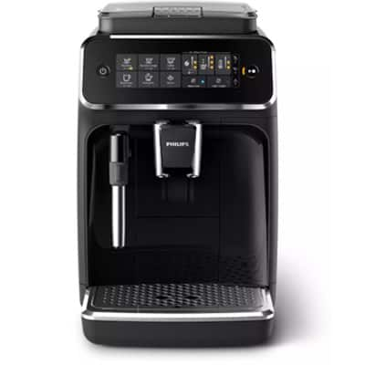 Philips 3200 Series Fully Automatic Espresso Machine With Lattego Front