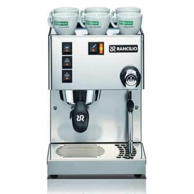 Rancilio Silvia Espresso Machine, Stainless Steel