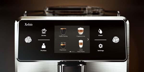 Saeco Xelsis Espresso Machine Touch Screen