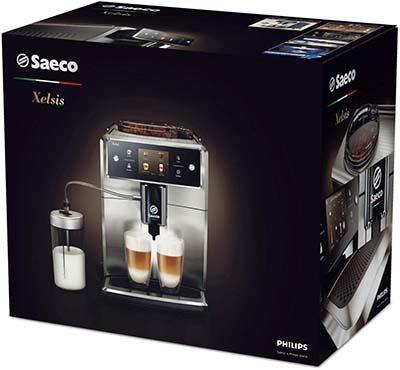 Saeco Xelsis Packaging Box