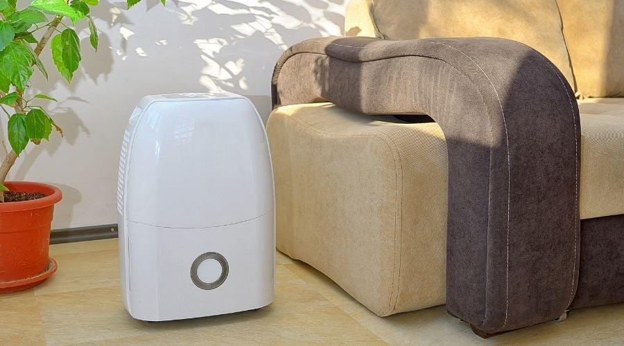Air Dehumidifier White Variants