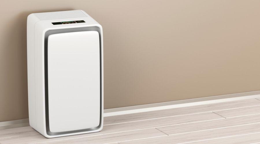 Benefits of Dehumidifier in Bedroom