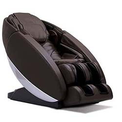 Espresso Color Human Touch Novo XT2 Massage Chair,