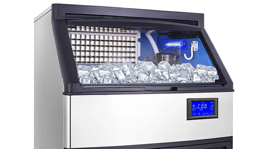 Air Cooled Ice Maker