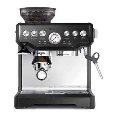 Breville Barista Express BES870XL Espresso Machine Black