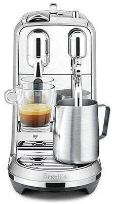 Breville Nespresso Plus Milk Frothing System