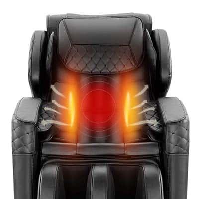 Ootori Nova N500 Zero Gravity Massage Chair Carbon Fiber Lumbar Heat