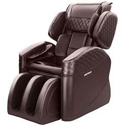 Ootori Nova N500 Zero Gravity Massage Chair Brown Color Side View
