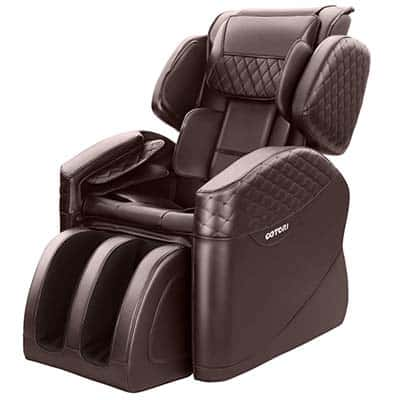 Ootori Nova N500 Zero Gravity Massage Chair Brown