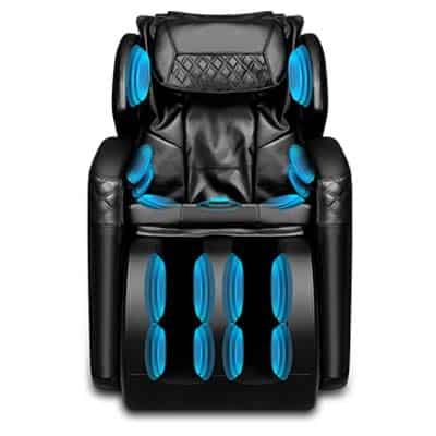 Ootori Nova N500 Zero Gravity Massage Chair Black 8 Points