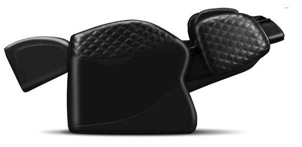 Ootori Nova N500 Zero Gravity Massage Chair Zero Gravity Black Color