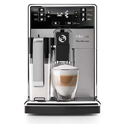 Saeco PicoBaristo Super-Automatic Espresso Machine Stainless Steel