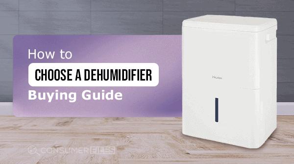 White Dehumidifier on the floor